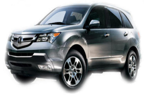 Acura MDX Ignition Key Replacement