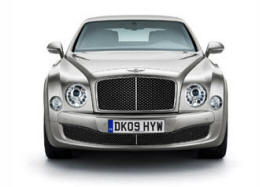 Bentley Ignition Key Replacement